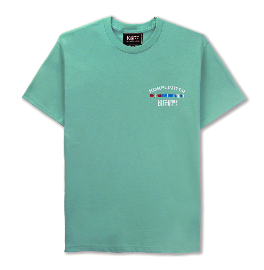 KORE VETERAN TEE LIMITED EDITION (SEAFOAM)