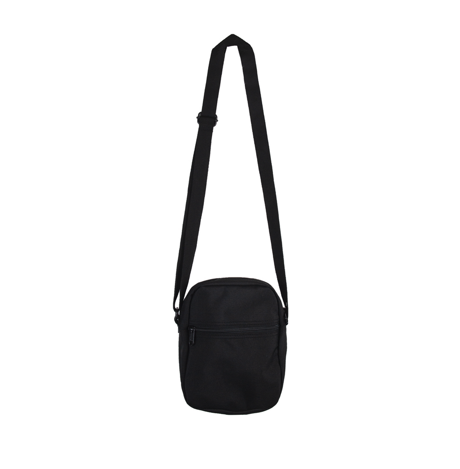 KORELIMITED TRIGRAM SIDE BAG (BLACK)