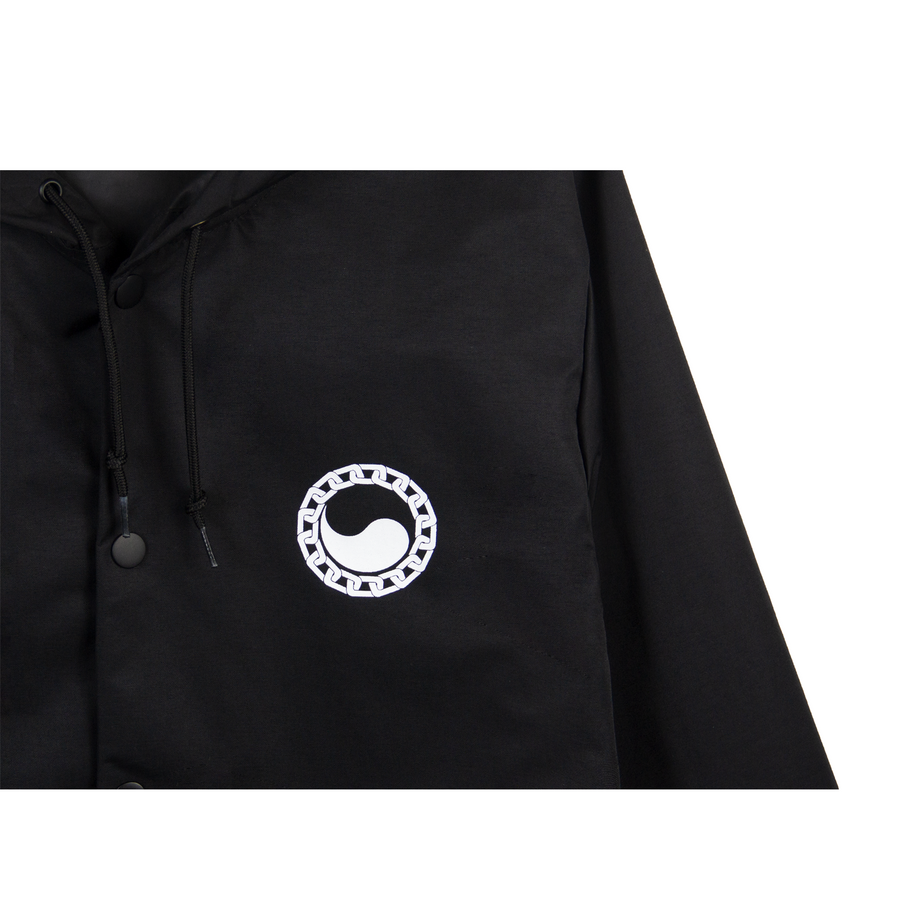 KORE LTD WINDBREAKER JACKET (BLACK)