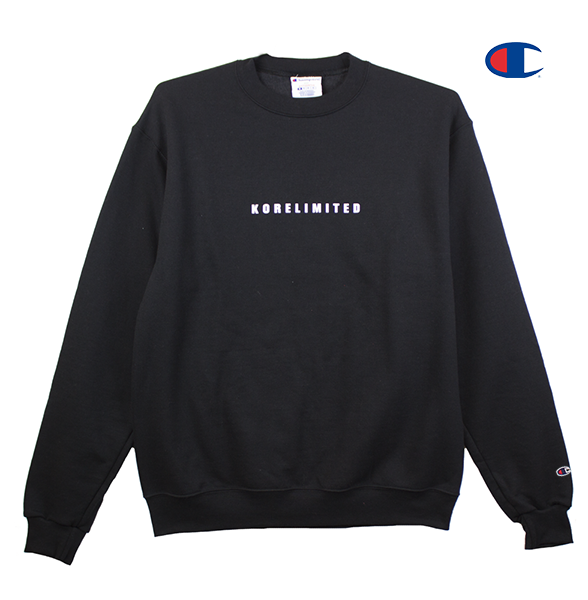 CHAIN WAVE CREWNECK - KORE LIMITED
