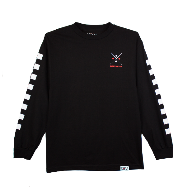 49 Checkers Long Sleeve