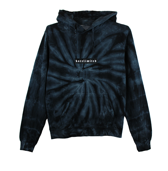 KORELIMITED CLASSIC TIE DYE HOODIE (LIMITED EDITION)