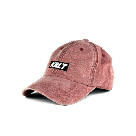 KRLT WASHED DAD HAT