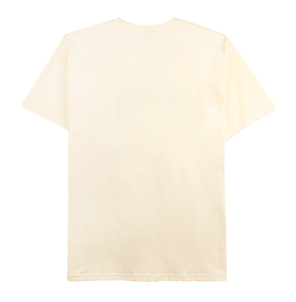 DOUBLE STACK TEE (CREAM)