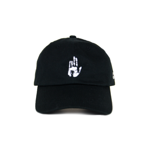 SOLDIER'S DUTY DAD HAT - BLACK (LIMITED EDITION)