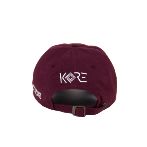 SOLDIER'S DUTY DAD HAT - MAROON (LIMITED EDITION)