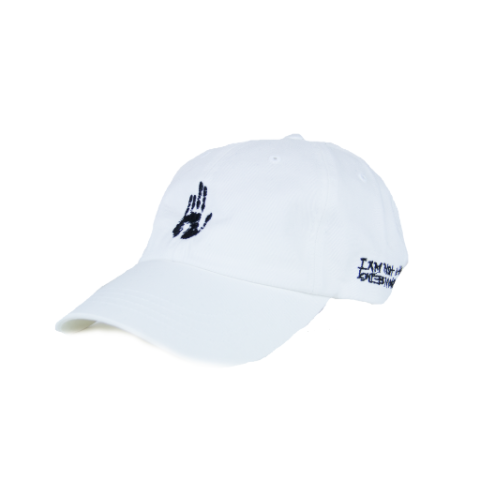 SOLDIER'S DUTY DAD HAT - WHITE (LIMITED EDITION)
