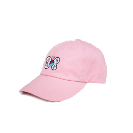 TAEGEUK BUTTERFLY DAD HAT (LIMITED EDITION)