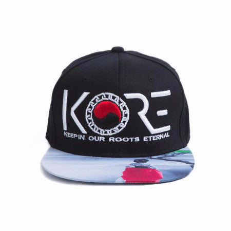 KORE SIGNATURE SNAPBACK (LIMITED EDITION)