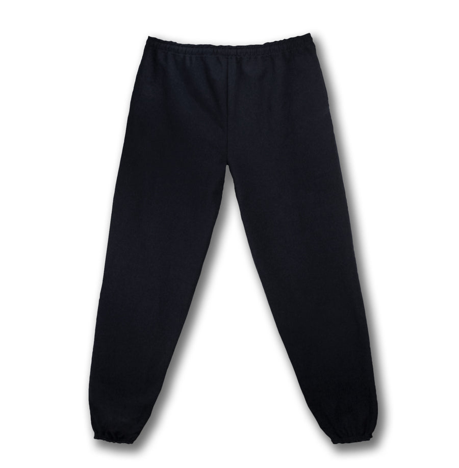 LEGACY SWEATPANTS (BLACK)