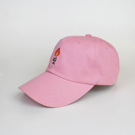 LIT DAD HAT (PINK) - KORE LIMITED