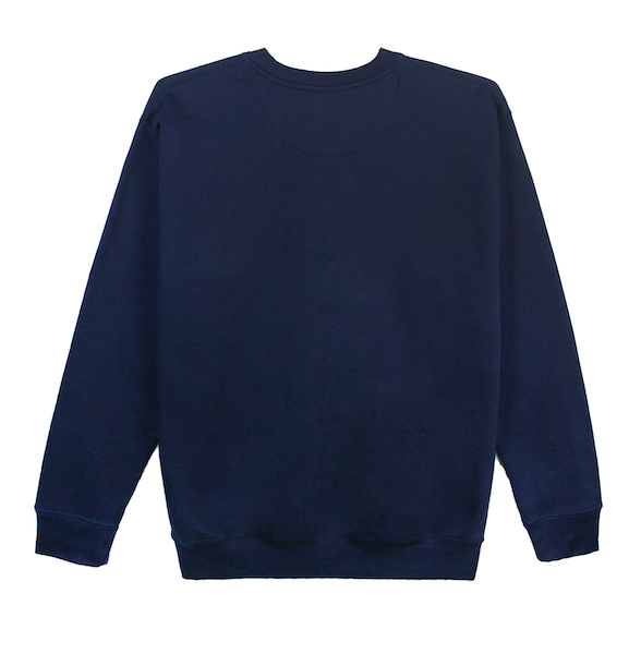 DOUBLE STACK CREWNECK (NAVY BLAZER)