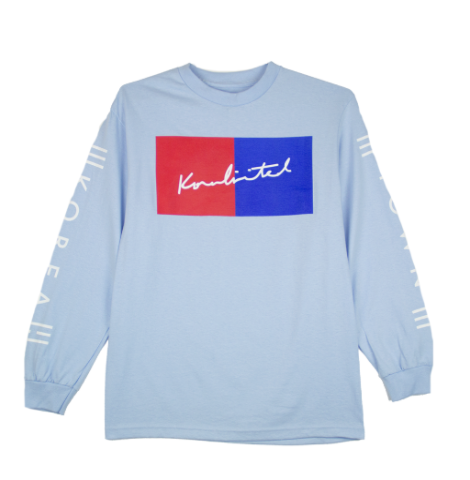 KOREATOWN 90 LONG SLEEVE