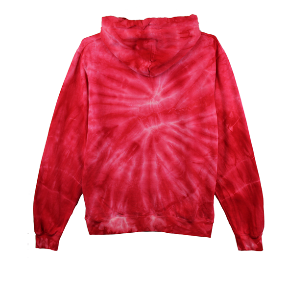 KORELIMITED CLASSIC TIE DYE HOODIE (LIMITED EDITION) - KORE LIMITED
