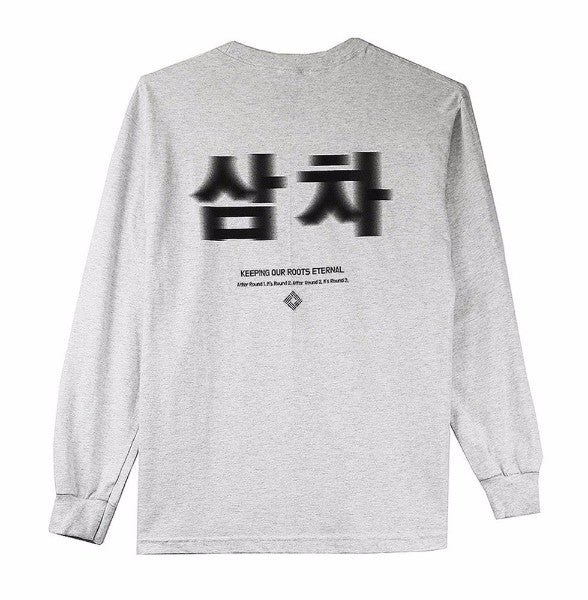 SAMCHA ROUND 3 LONG SLEEVE