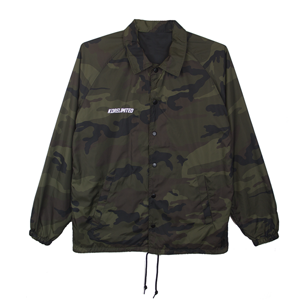 KORELIMITED K COACH JACKET (LIMITED EDITION)