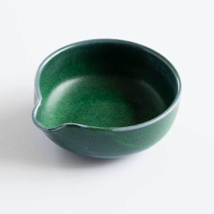 Ceramic Pourer Green