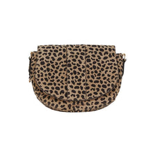 Load image into Gallery viewer, Zara Saddle Bag Spot Suede