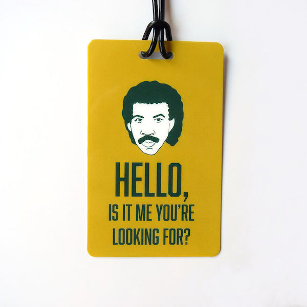 Luggage Tag - Lionel