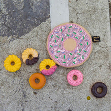 Load image into Gallery viewer, Iconic Sequin Donut Purse