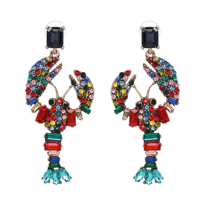 Lobster Earrings