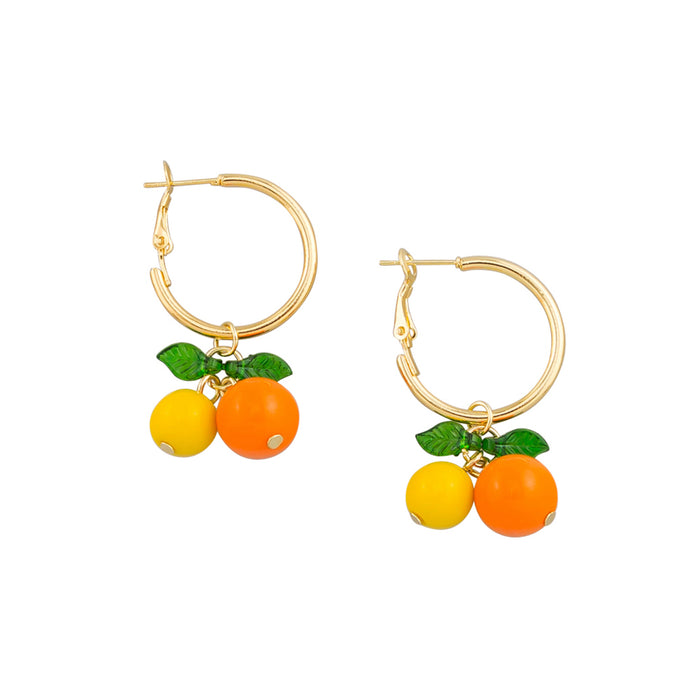Citrus Tutti Frutti Earrings