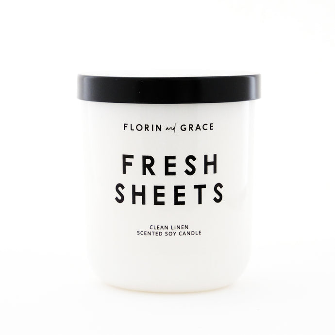 Fresh Sheets Candle