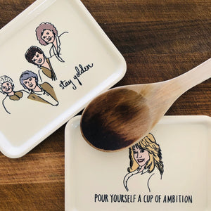 Dolly Parton Tray