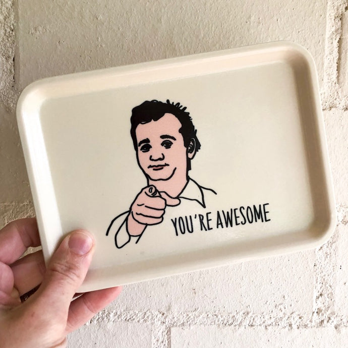 Bill Murray Tray