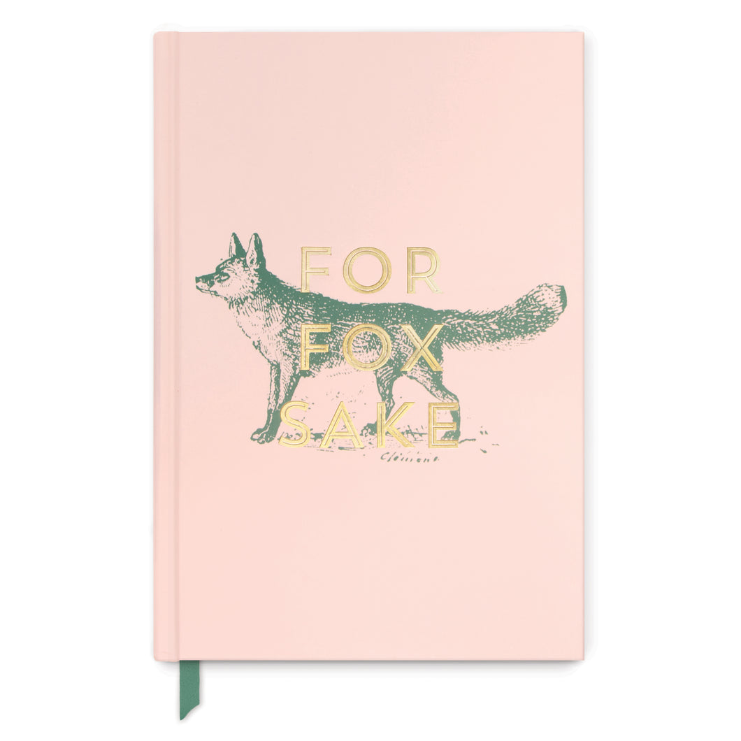 For Fox Sake Notebook