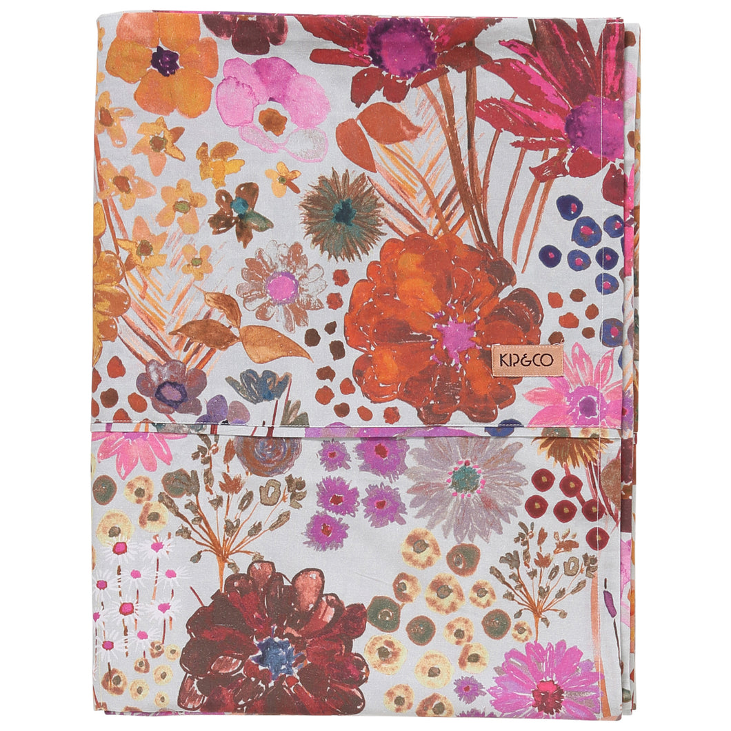 Field of Dreams Cotton Flat Sheet
