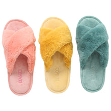 Load image into Gallery viewer, Sunshine Yellow Slippers