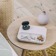 Load image into Gallery viewer, Wireless Charger Storage Tray - Wheat