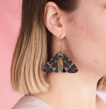 Load image into Gallery viewer, Moth Earrings