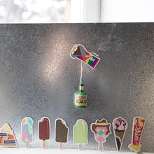 Load image into Gallery viewer, Iconic Magnets - Ice Creams