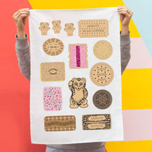 Load image into Gallery viewer, Iconic Tea Towel - Bickies