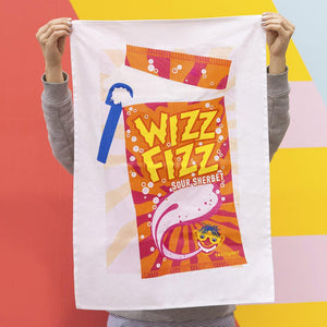 Iconic Tea Towel - Wizz Fizz