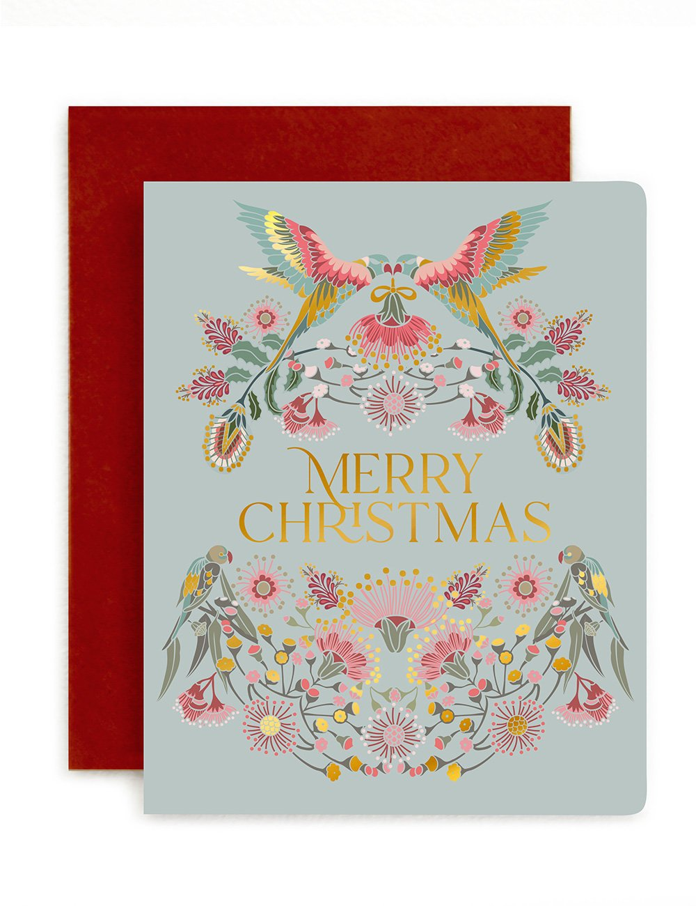 'Merry Christmas' Card