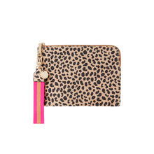Load image into Gallery viewer, Paige Clutch Spot Suede