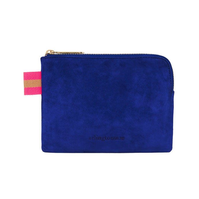Paige Coin Purse Cobalt Blue