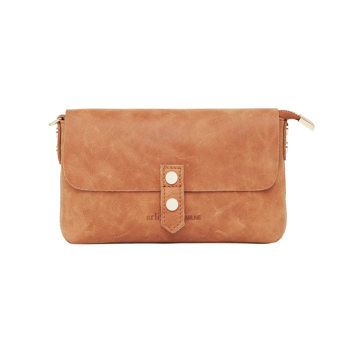 Paige Wallet Tan