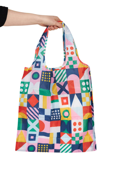 Flags Fold Up Pocket Shopper