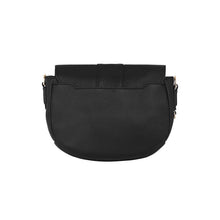 Load image into Gallery viewer, Zara Saddle Bag Black