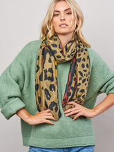 Load image into Gallery viewer, Forest Nambia Scarf