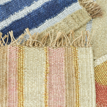 Load image into Gallery viewer, Peachy Stripe Door Mat