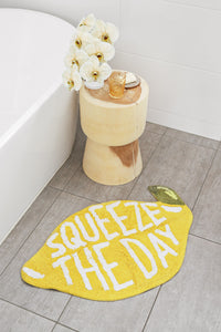 Squeeze The Day - Bath Mat