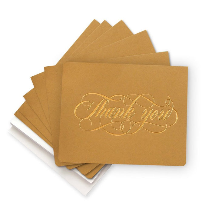Thank You Card 6 Pack