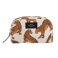 Load image into Gallery viewer, Big Beauty Bag Leopard