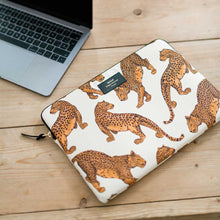 Load image into Gallery viewer, Leopard Laptop Case