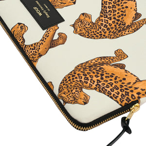 Leopard Laptop Case